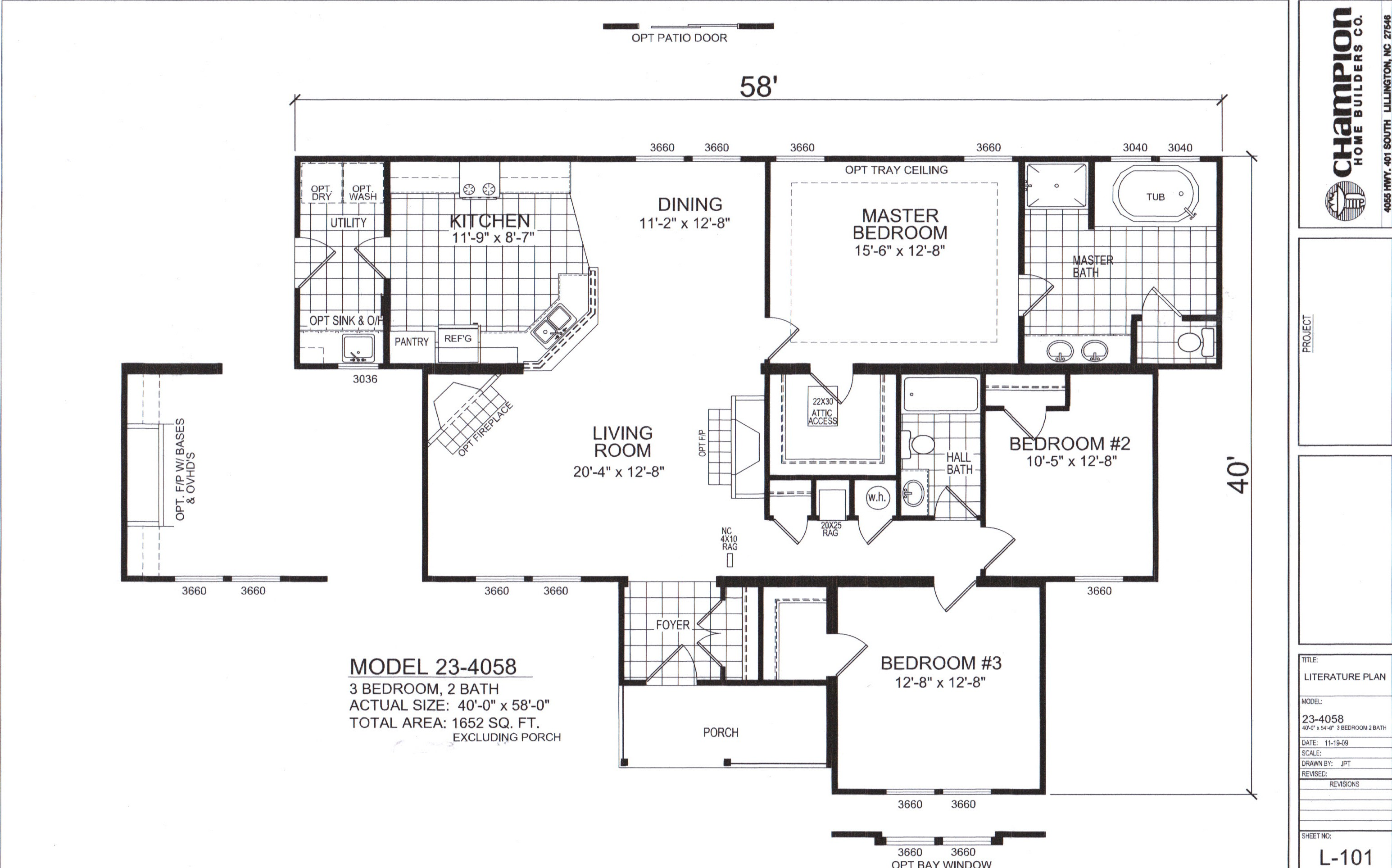 modular triple wide home floor plans and galleries